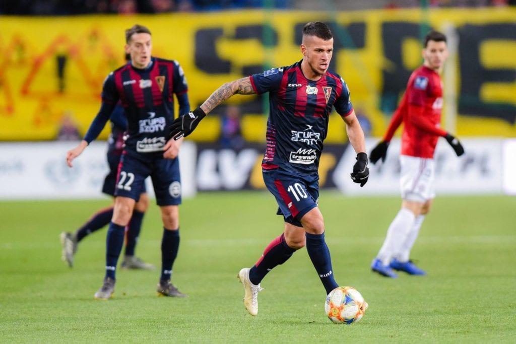 Piłkarze Pogoni Szczecin dostali zgodę na treningi biegowe