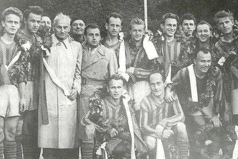 14. rocznica śmierci Floriana Krygiera