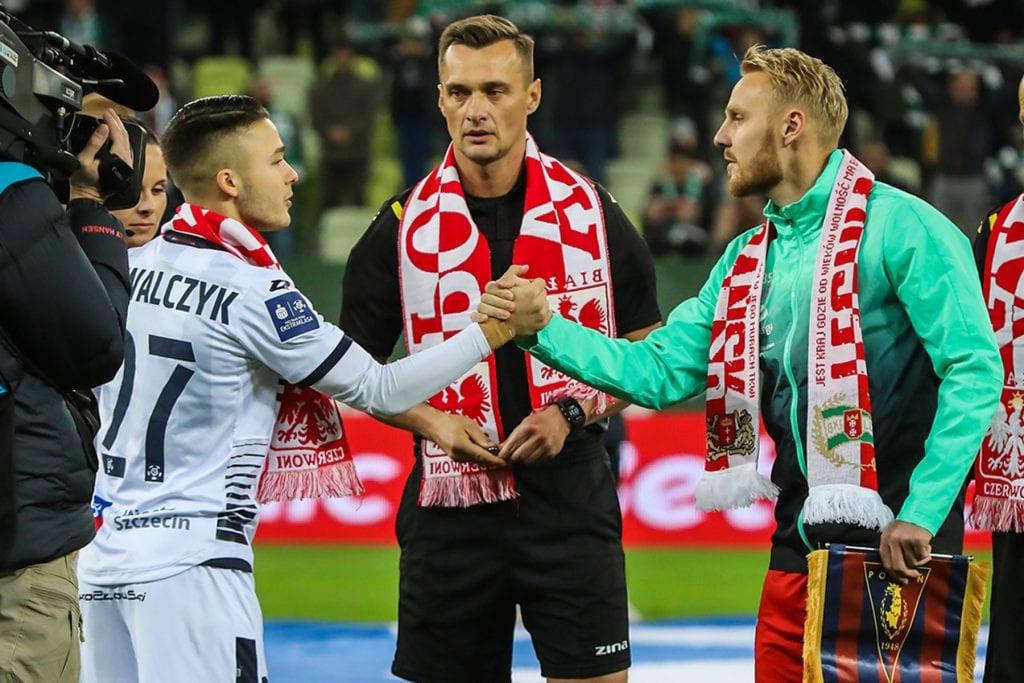Jarosław Przybył arbitrem w meczu z Lechią Gdańsk