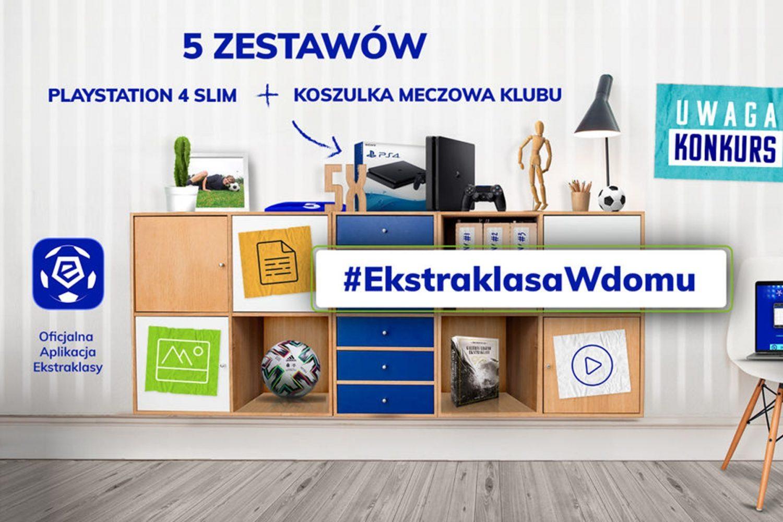 Konkurs #EkstraklasaWdomu