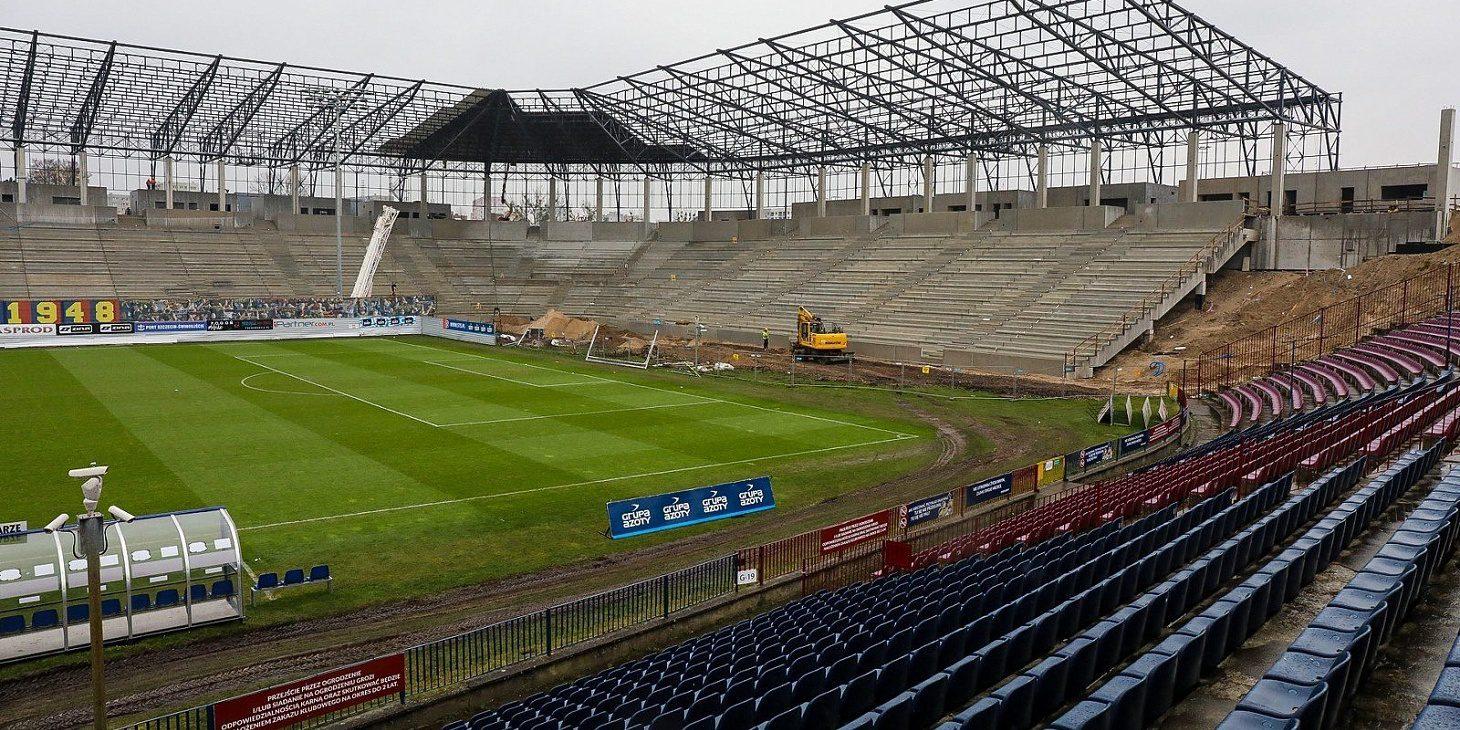 Pogoń zainwestowała w nowe boisko. Będzie trenować poza Szczecinem.