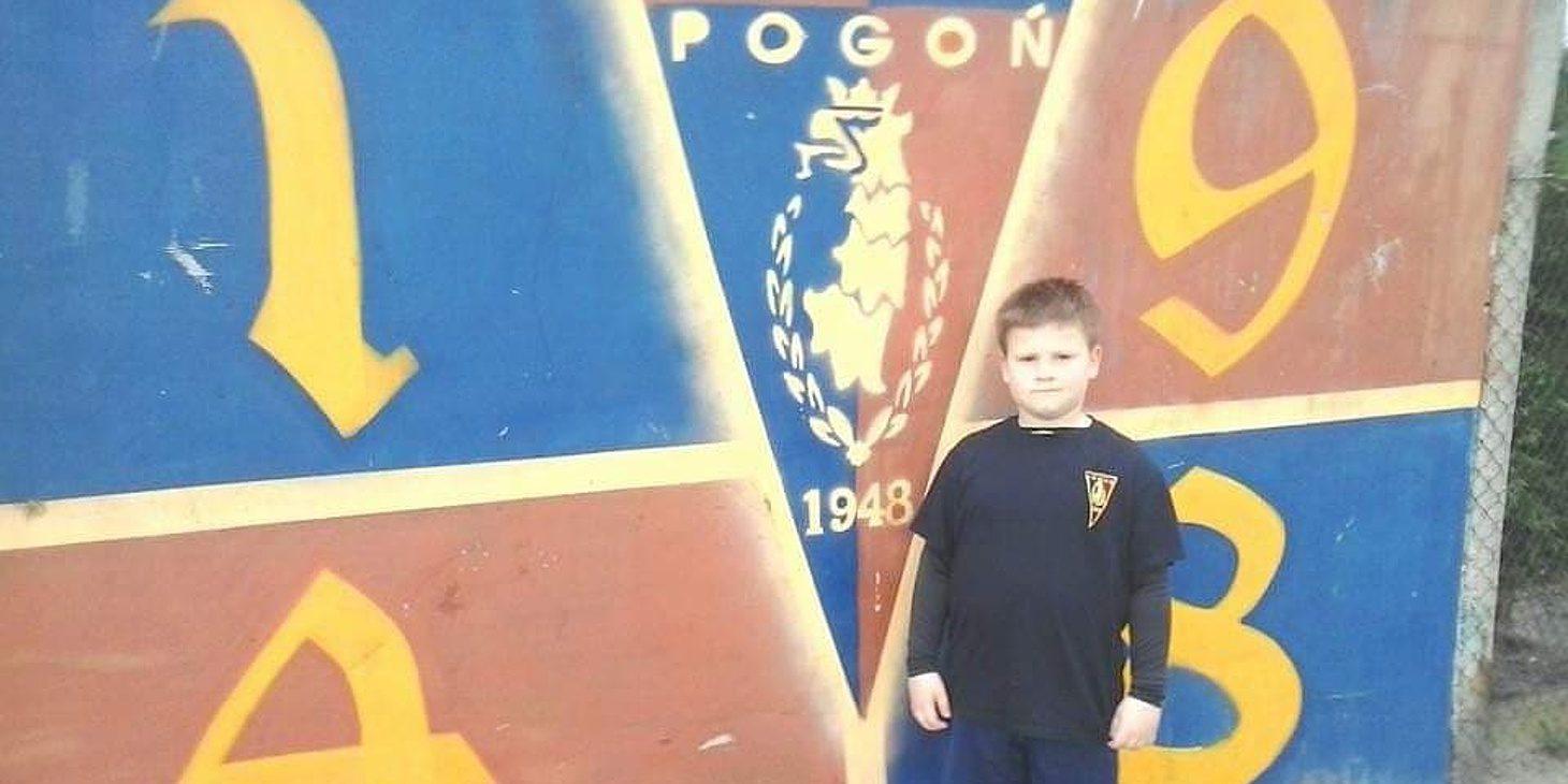 Szymon Malinowski - marzę o grze w Pogoni