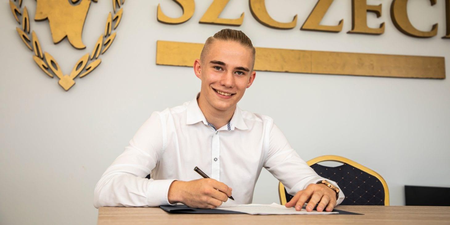 Mariusz Fornalczyk piłkarzem Pogoni Szczecin