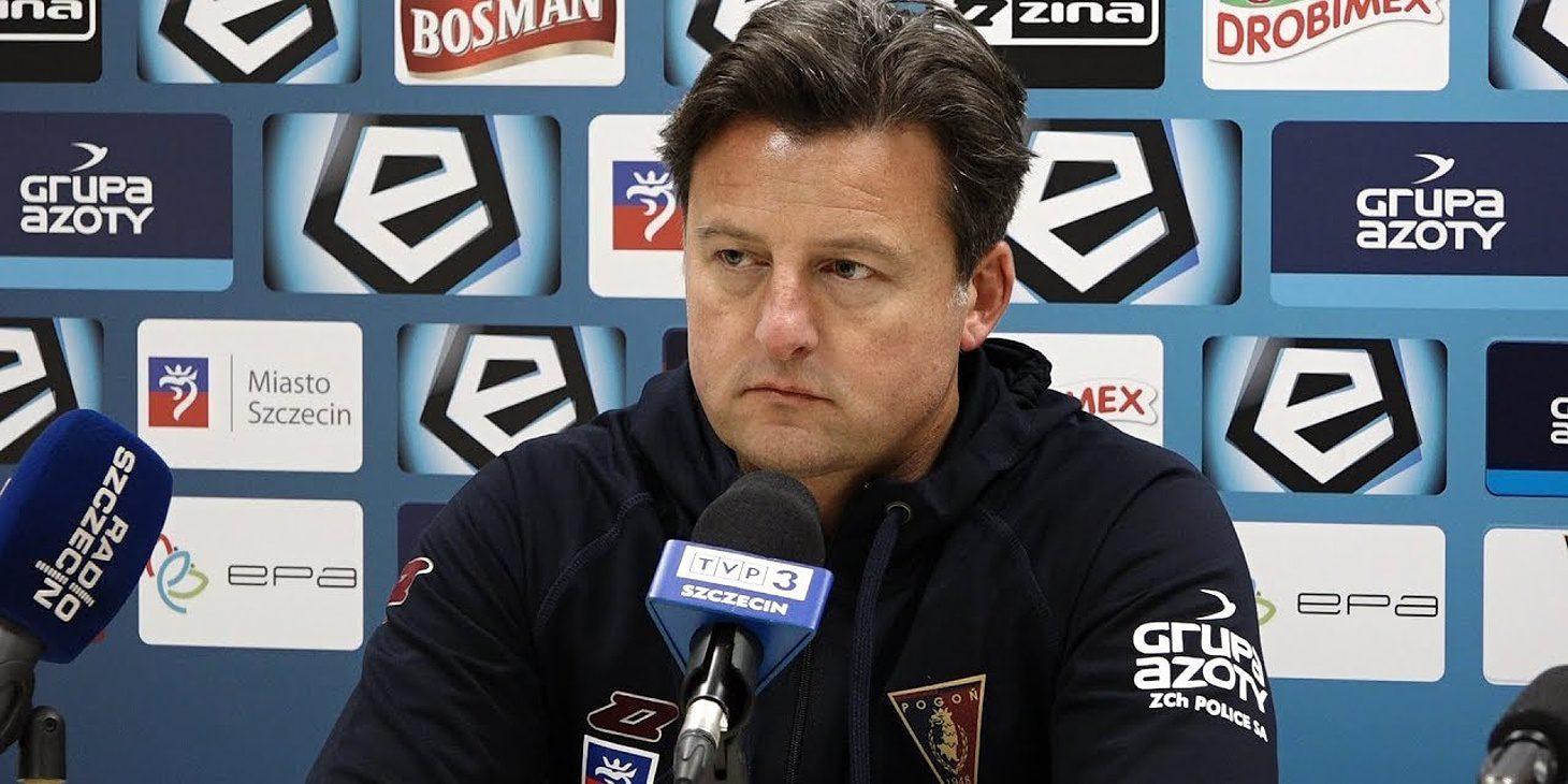 """Kosta Runjaic:""""Chcemy być lepsi niż w poprzednim sezonie"""""""