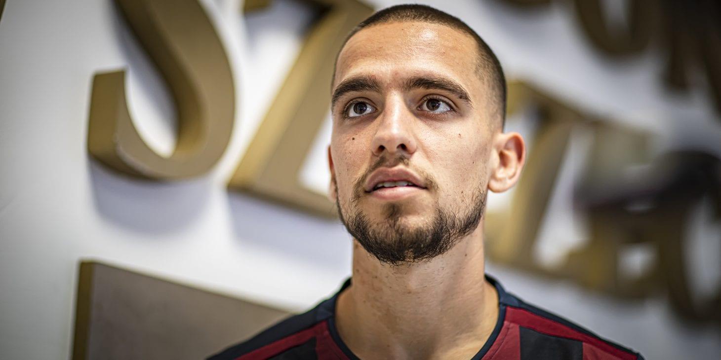 Kapitan FC Porto wybrał MKS Pogoń