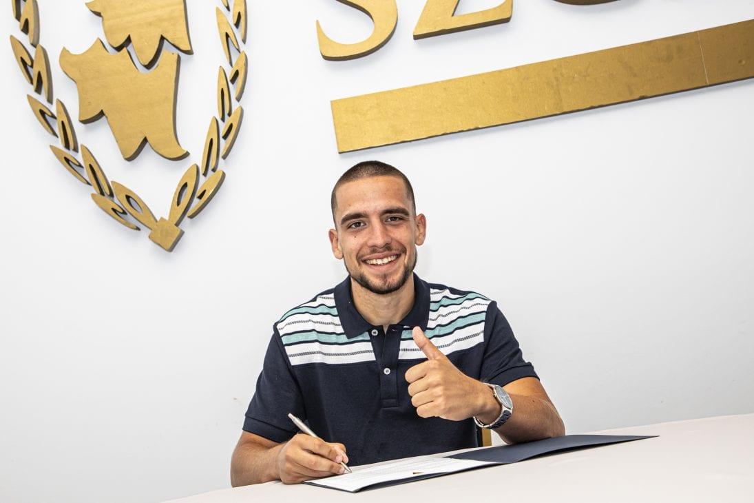 Luís Carlos Machado Mata - nowym zawodnikiem Pogoni
