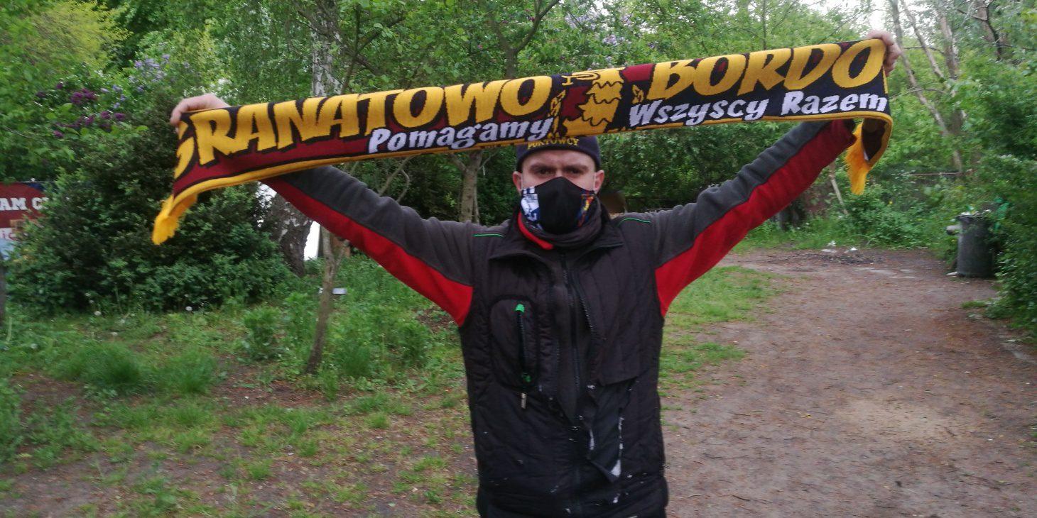 Adam Derewońko: Mam dwie miłości: Mamę i Pogoń