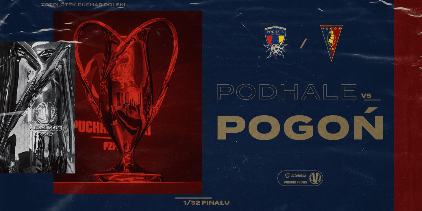 Puchar Polski - 2 września zagramy z Podhalem