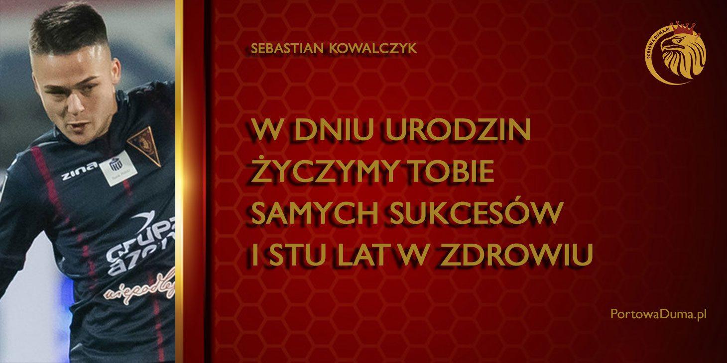 Sebastian Kowalczyk: Urodzinowe życzenia dla zawodnika