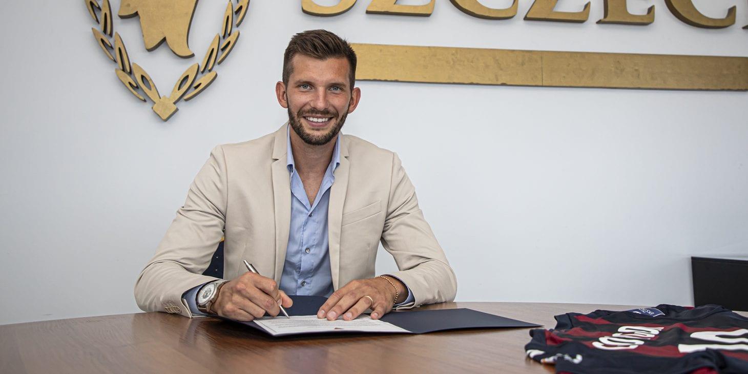 Alexander Gorgon - nowym zawodnikiem Pogoni Szczecin