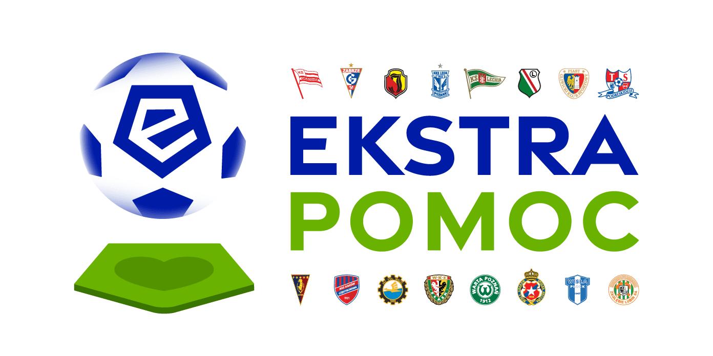 #EkstraPomoc - kluby Ekstraklasy razem charytatywnie
