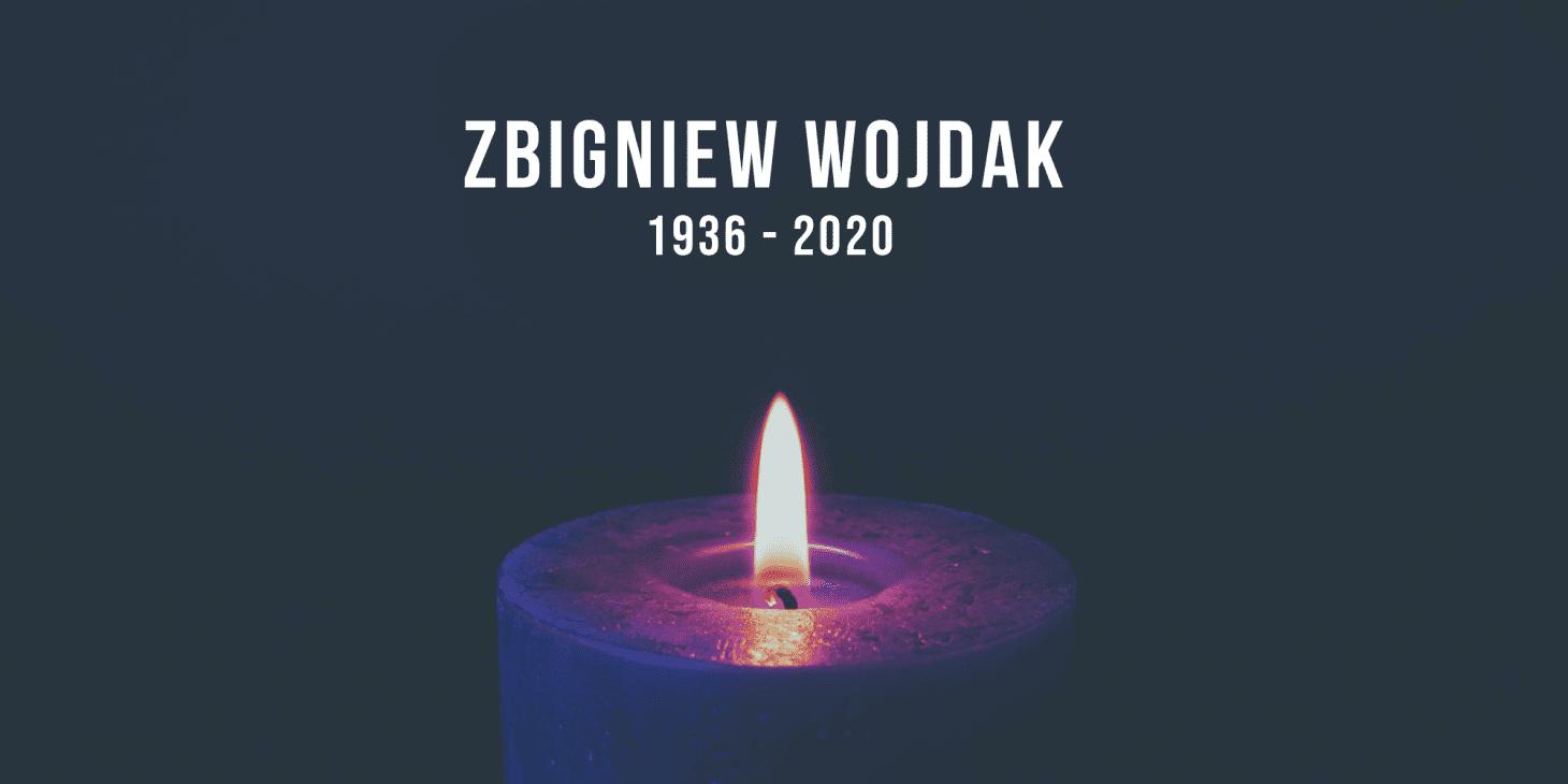 Zmarł Zbigniew Wojdak