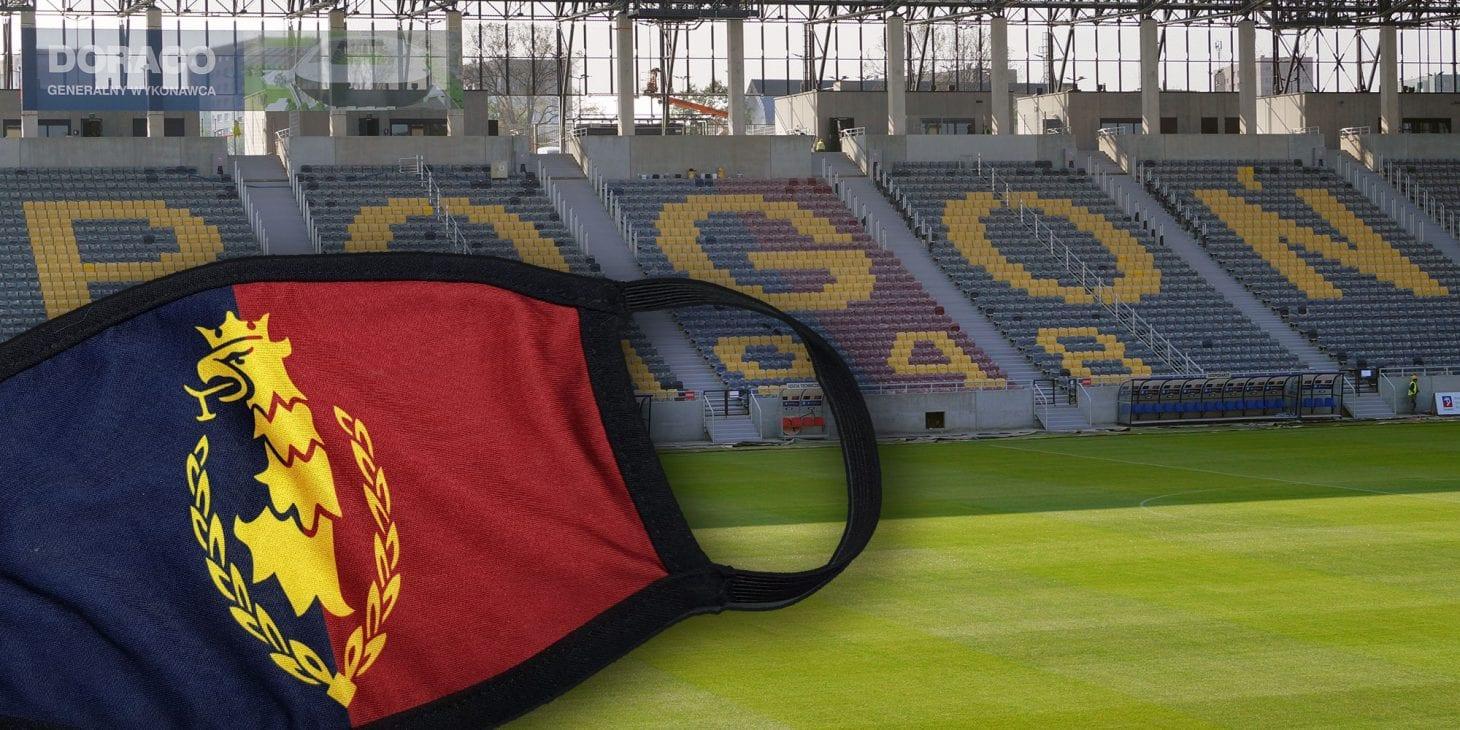 Zła wiadomość dla kibiców. Najbliższe mecze w Szczecinie pod znakiem zapytania.