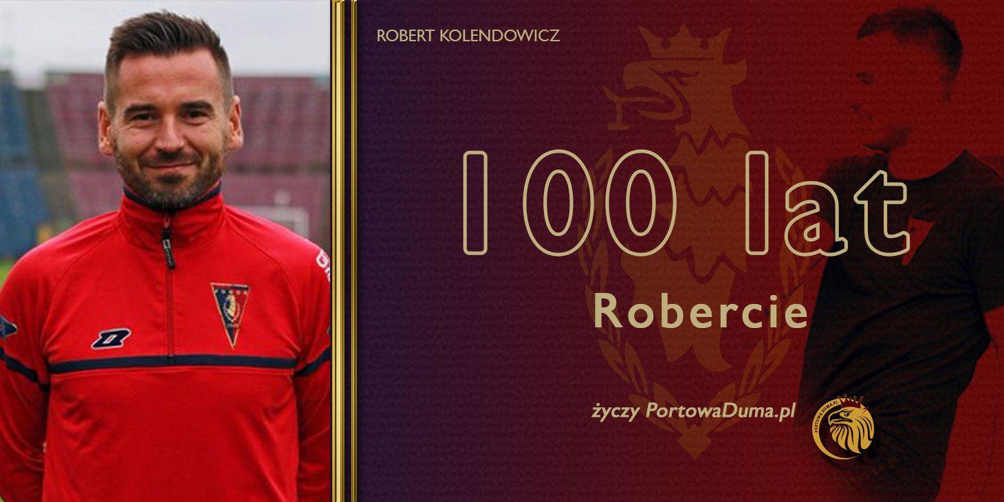 40. urodziny Roberta Kolendowicza