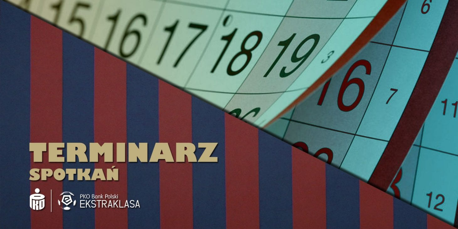Terminarz 12. kolejki rozgrywek PKO Ekstraklasy