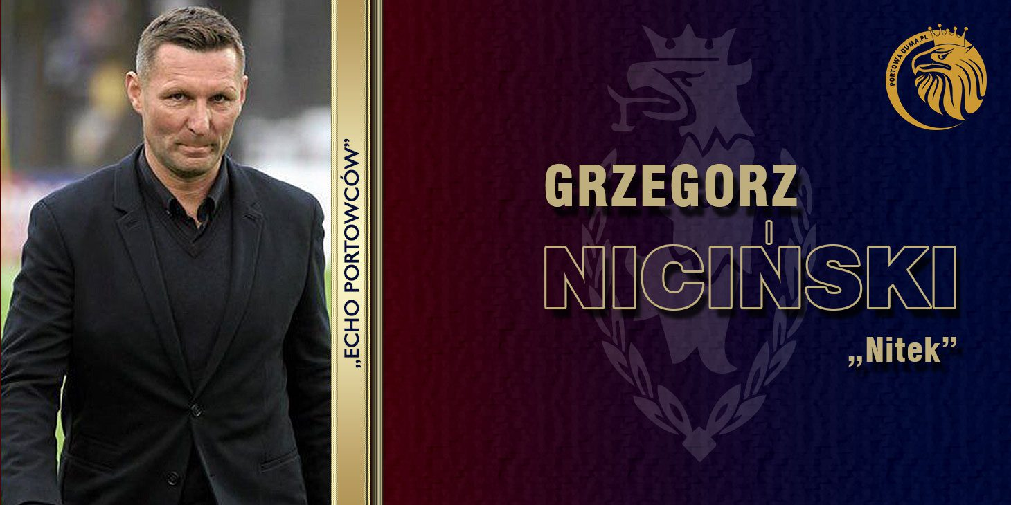 ECHO PORTOWCÓW - Grzegorz Niciński