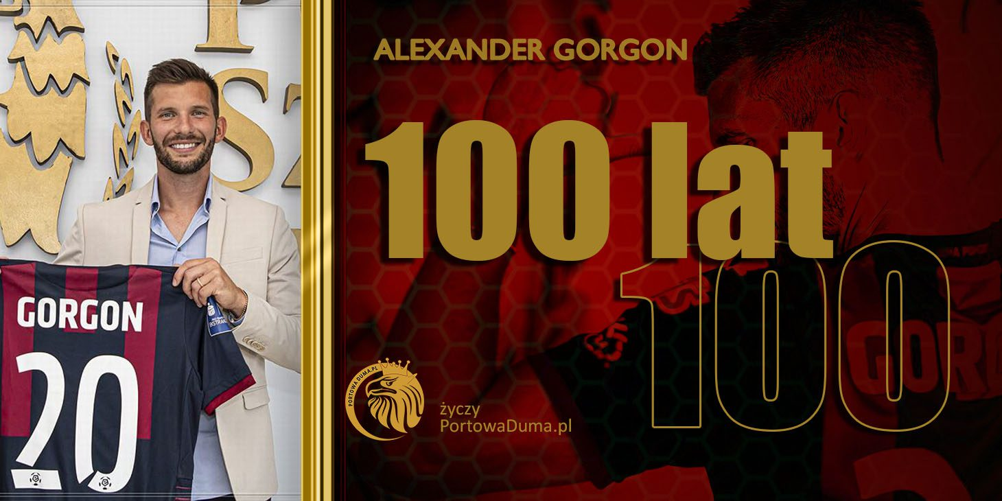 32. urodziny - ALEXANDRA GORGONA