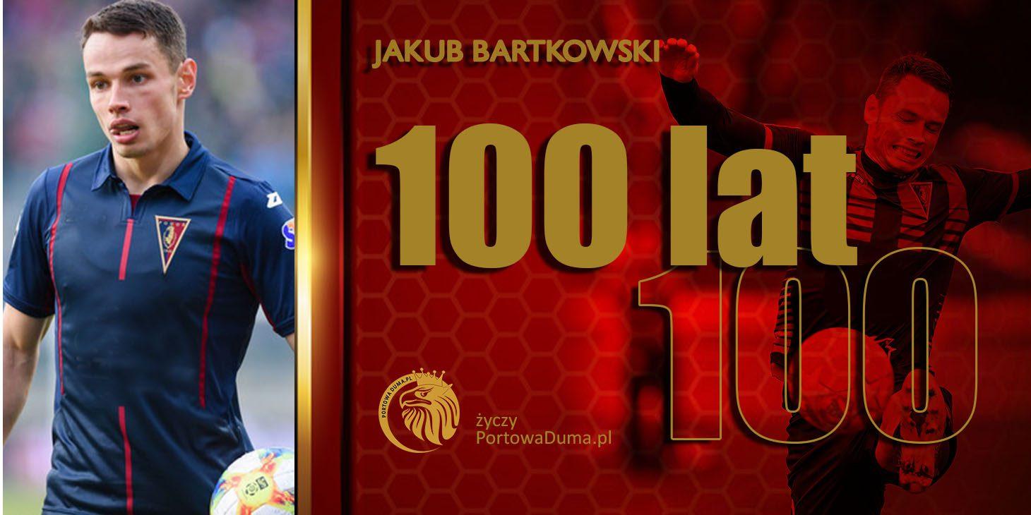 Urodziny Jakuba Bartowskiego
