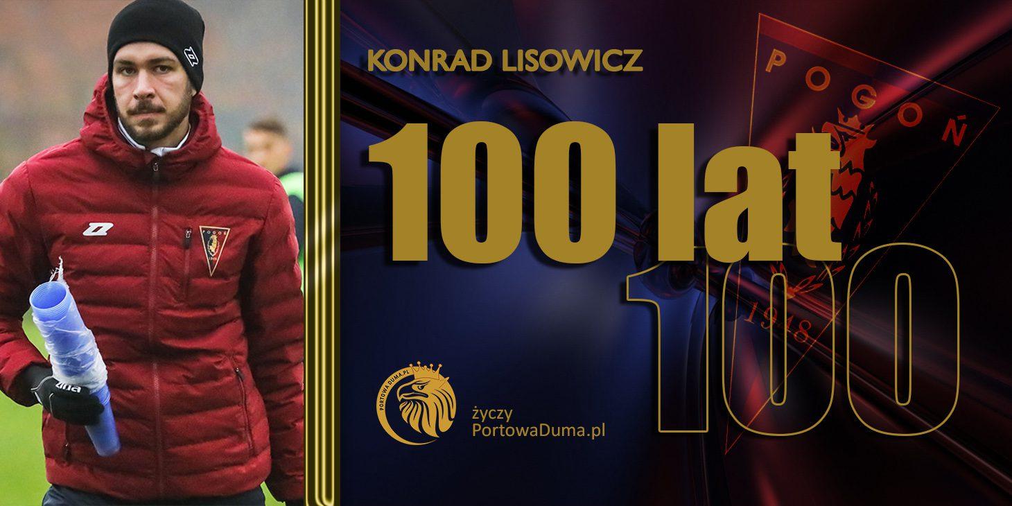 Urodziny Konrada Lisowicza
